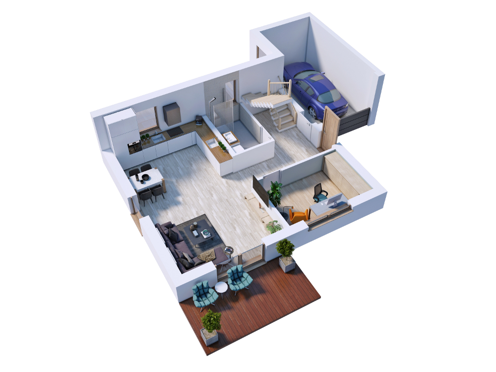 mieszkania pruszkow