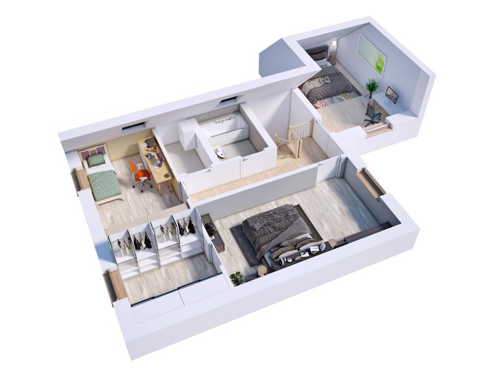 osiedle domów jednorodzinnych pod warszawą