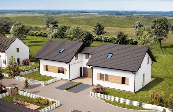 domy na sprzedaz domaniew